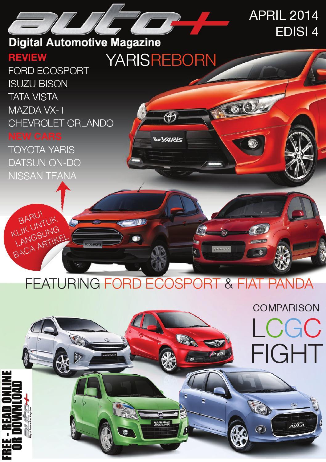 Auto Magazine 04 2014 By Issuu Star Hardware Stiker Petunjuk Stg82 Gambar Buang Sampah