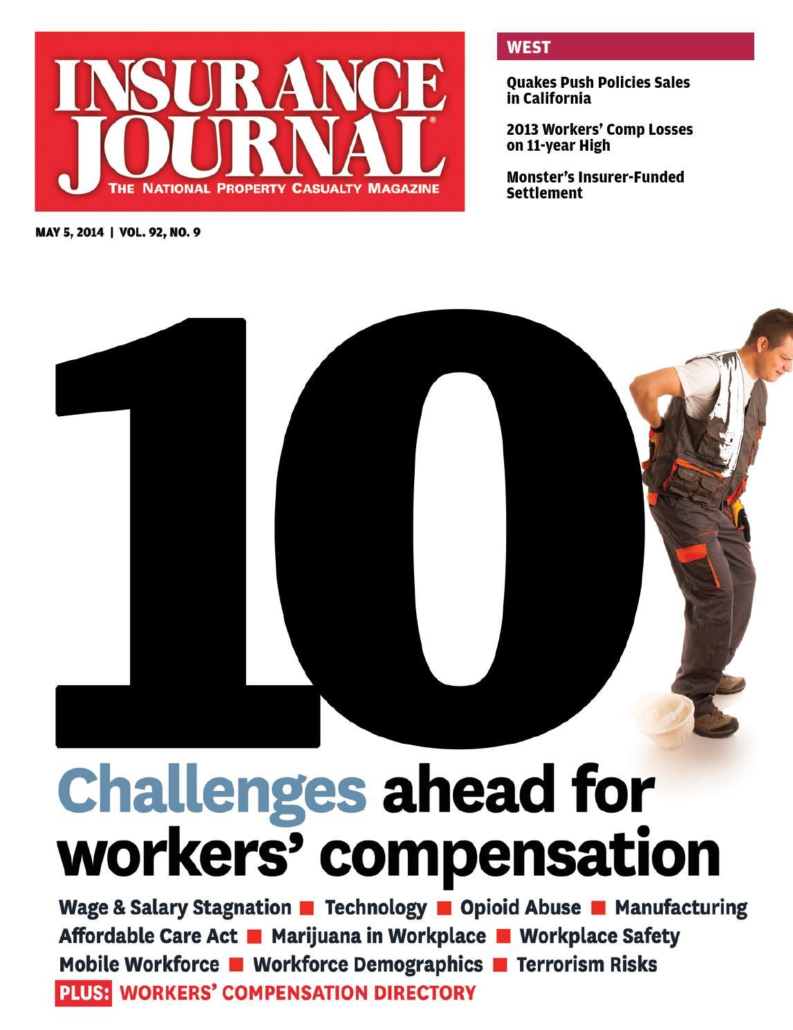 Insurance Journal West 2014-05-05 by Insurance Journal - issuu