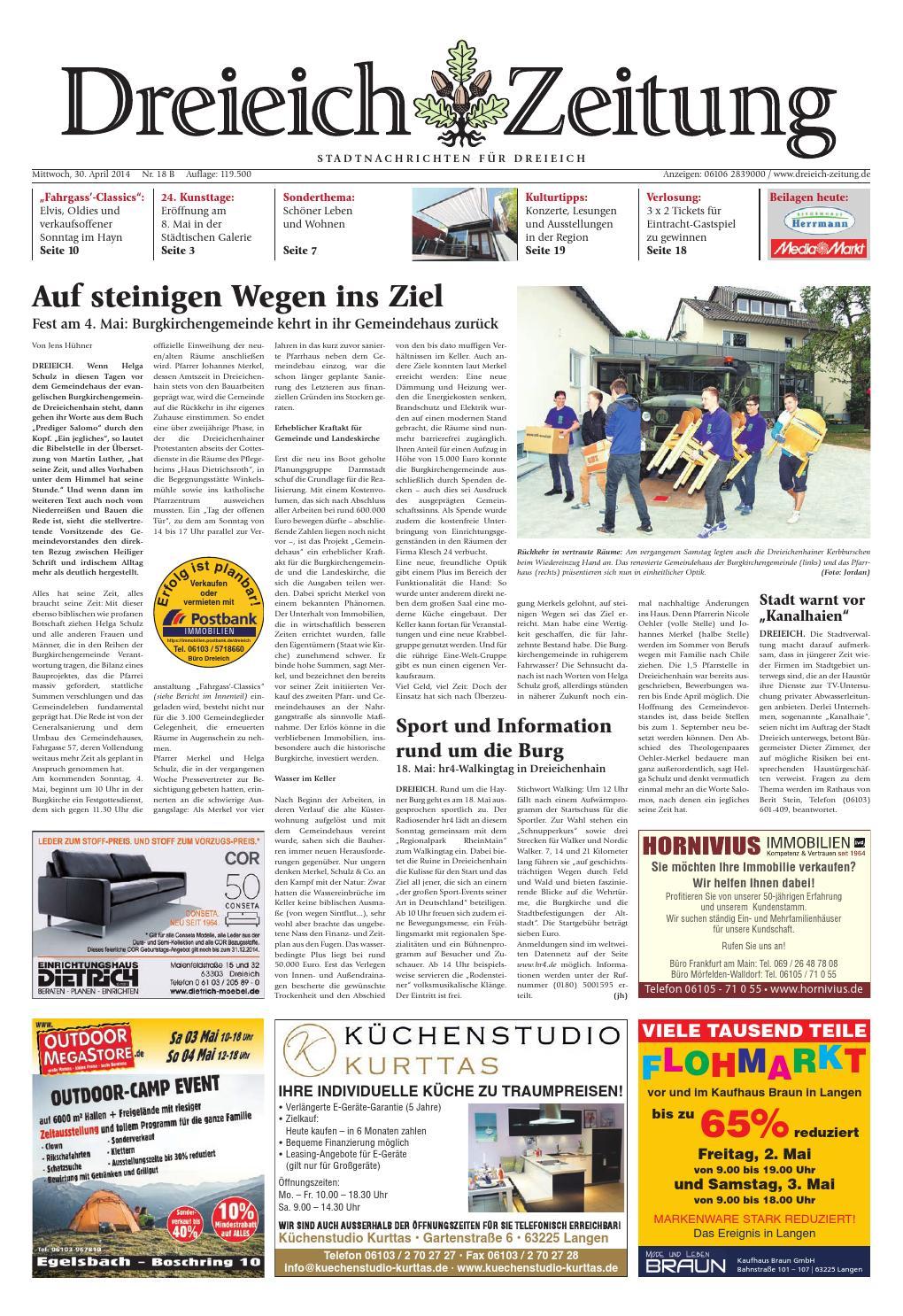 Dz online 8 8 b by Dreieich Zeitung/Offenbach Journal   issuu