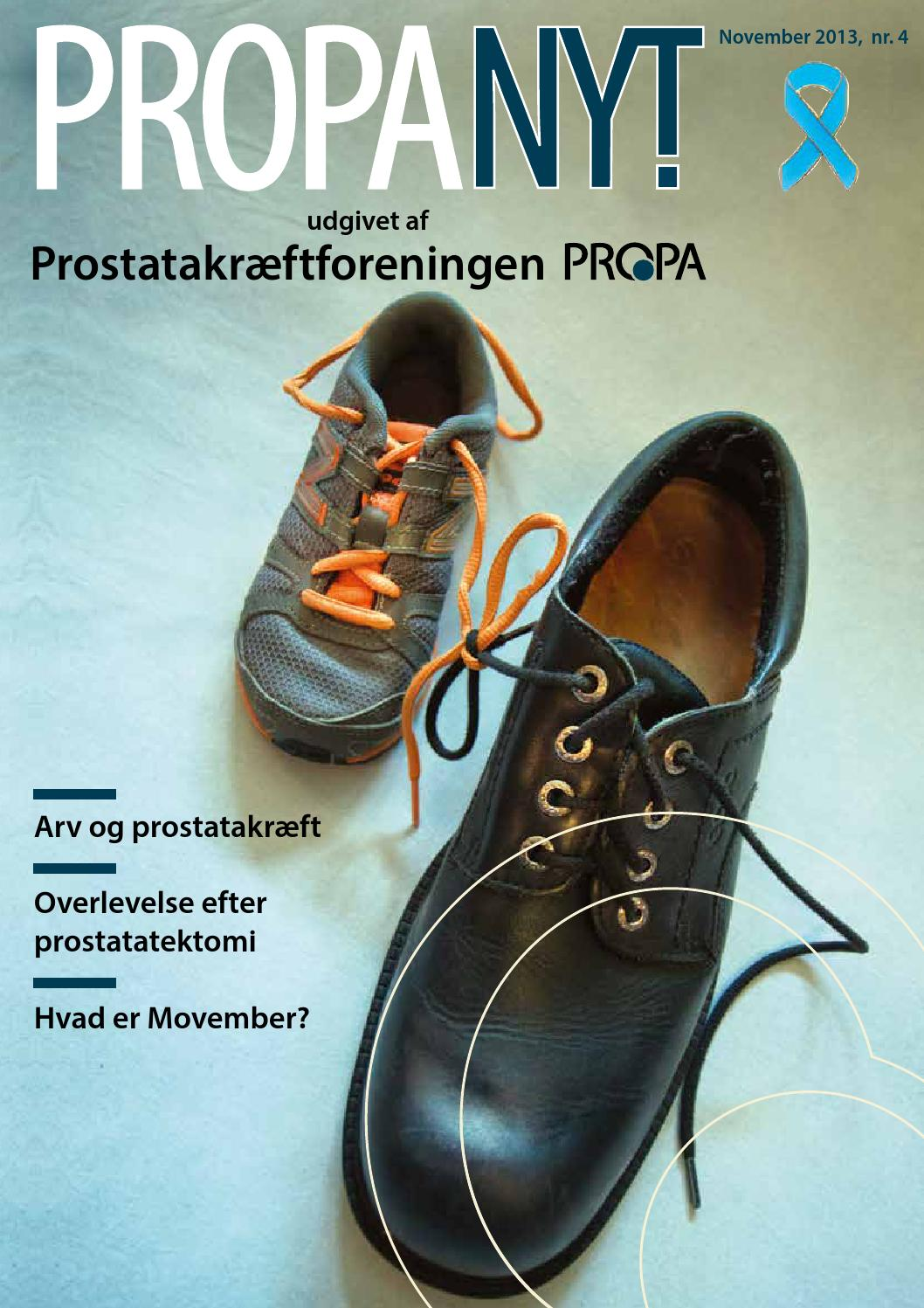 prostatakræft brca