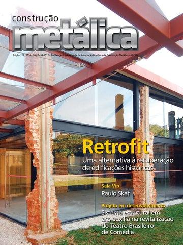 Revista Construção Metálica Ed.113 by Prodweb - issuu b1d4760c6732e