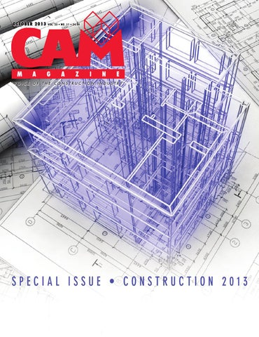 October Special Issue 2013 by Construction Association of