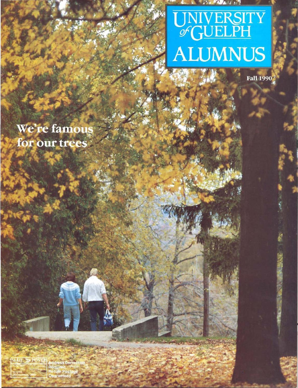 Guelph Alumnus Magazine Fall 1990 by