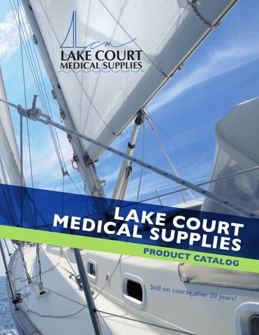 849dfecd44 Lake Court Medical Supplies Product Catalog by Mitchell Graphics ...