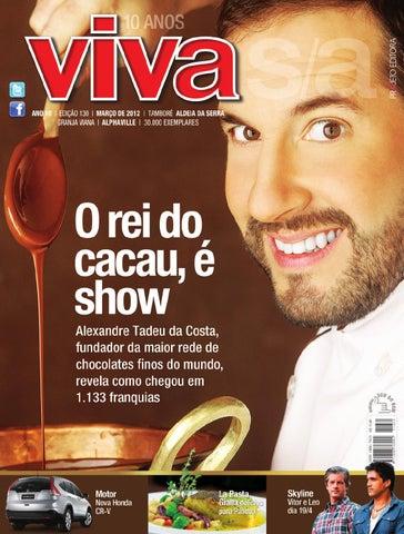 84e3567b06bf6 130   Revista Viva S A   Março 2012 by Revista Viva S A - issuu