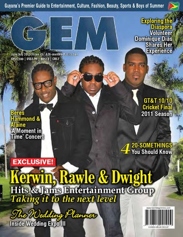 Guyana's Premier Guide to Entertainment, Culture, Fashion, Beauty, Sports &  Boys of Summer