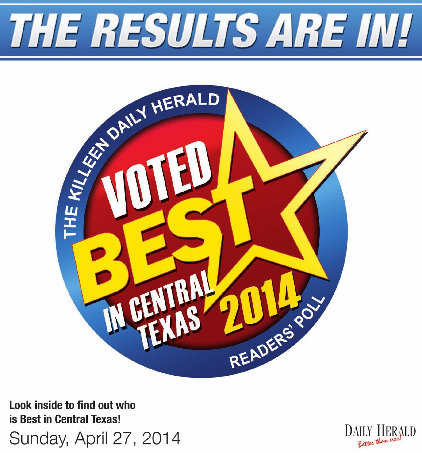 100 Best by Temple Daily Telegram issuu