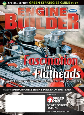 Engine Builder, April 2014 by Babcox Media - issuu