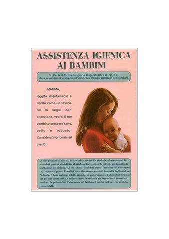 Shelton assistenza igienica ai bambini by ENERGIA DIVULGATIVA - issuu 53e826658bca
