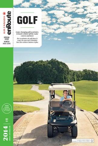Air Canada s enRoute Special Golf Issue   Numéro hors-série enRoute ... 29f69572187e