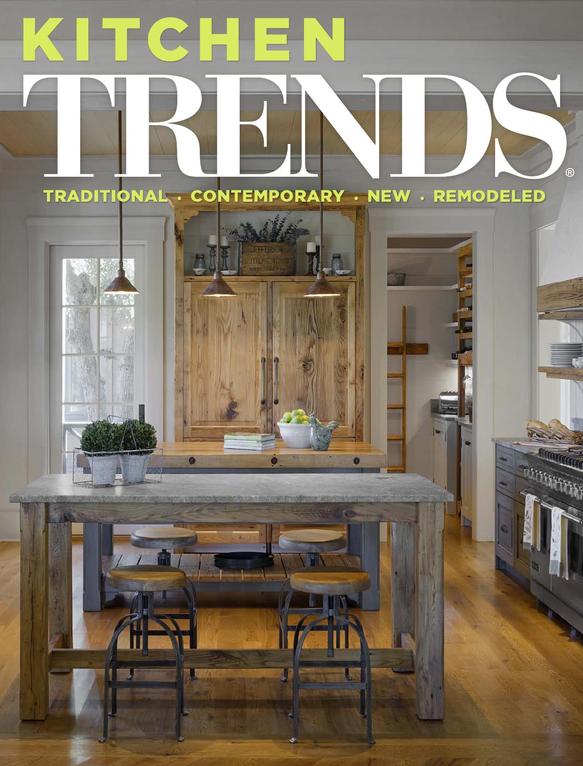 Kitchen Trends Usa Vol 30/03 By Trendsideas - Issuu