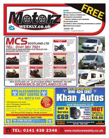Issue 039 by Motorz Weekly - issuu