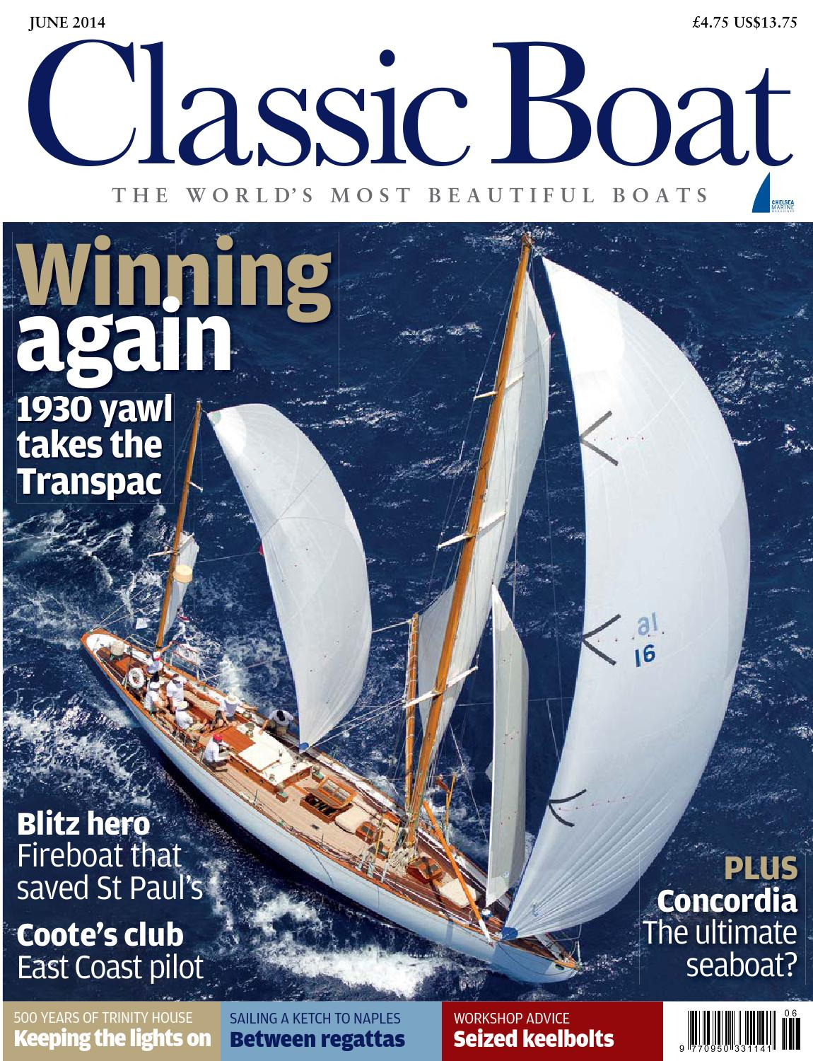 Clic Boat June 2014 by The Chelsea Magazine Company - issuu Chris Craft Commander Wiring Diagram on