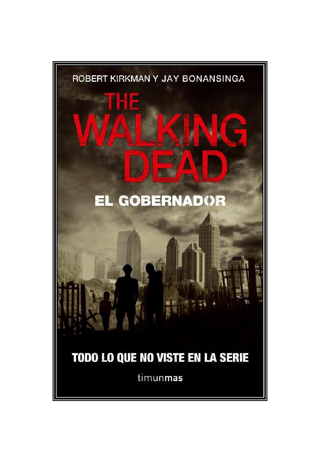 T Walking D - El Gobernador by Francisco Romero - issuu