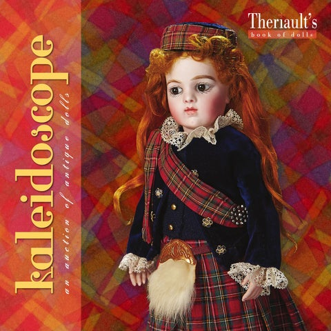 2f92b35b01e Kaleidoscope - Antique Doll Auction by Theriault s - issuu