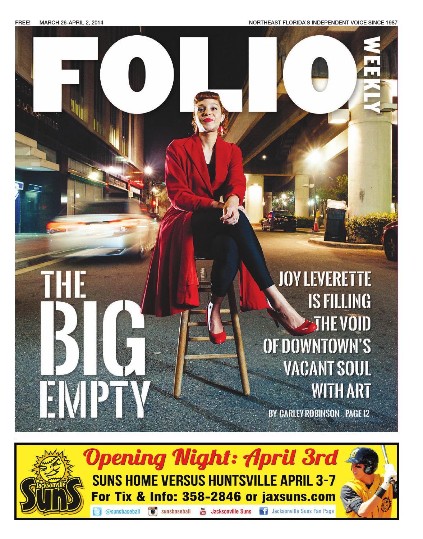955bf9885d6 Folio Weekly 03/26/14 by Folio Weekly - issuu