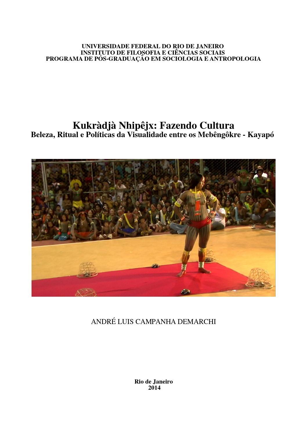 9aa4765440 Kukradja nhipejx fazendo cultura by andre demarchi - issuu