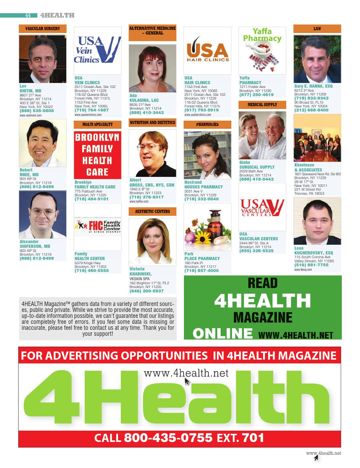 4Health Magazine #161 by MOO Publishing - issuu