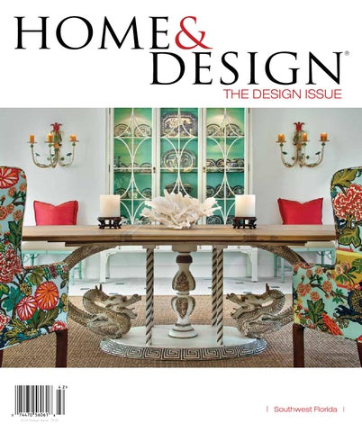 Home U0026 Design Magazine | 2017 Suncoast Florida Edition By Anthony Spano    Issuu