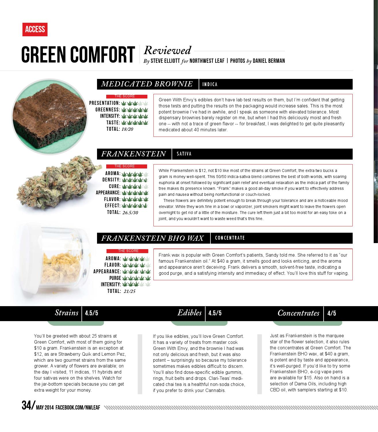 May 2014 — Issue #47 by Northwest Leaf / Oregon Leaf