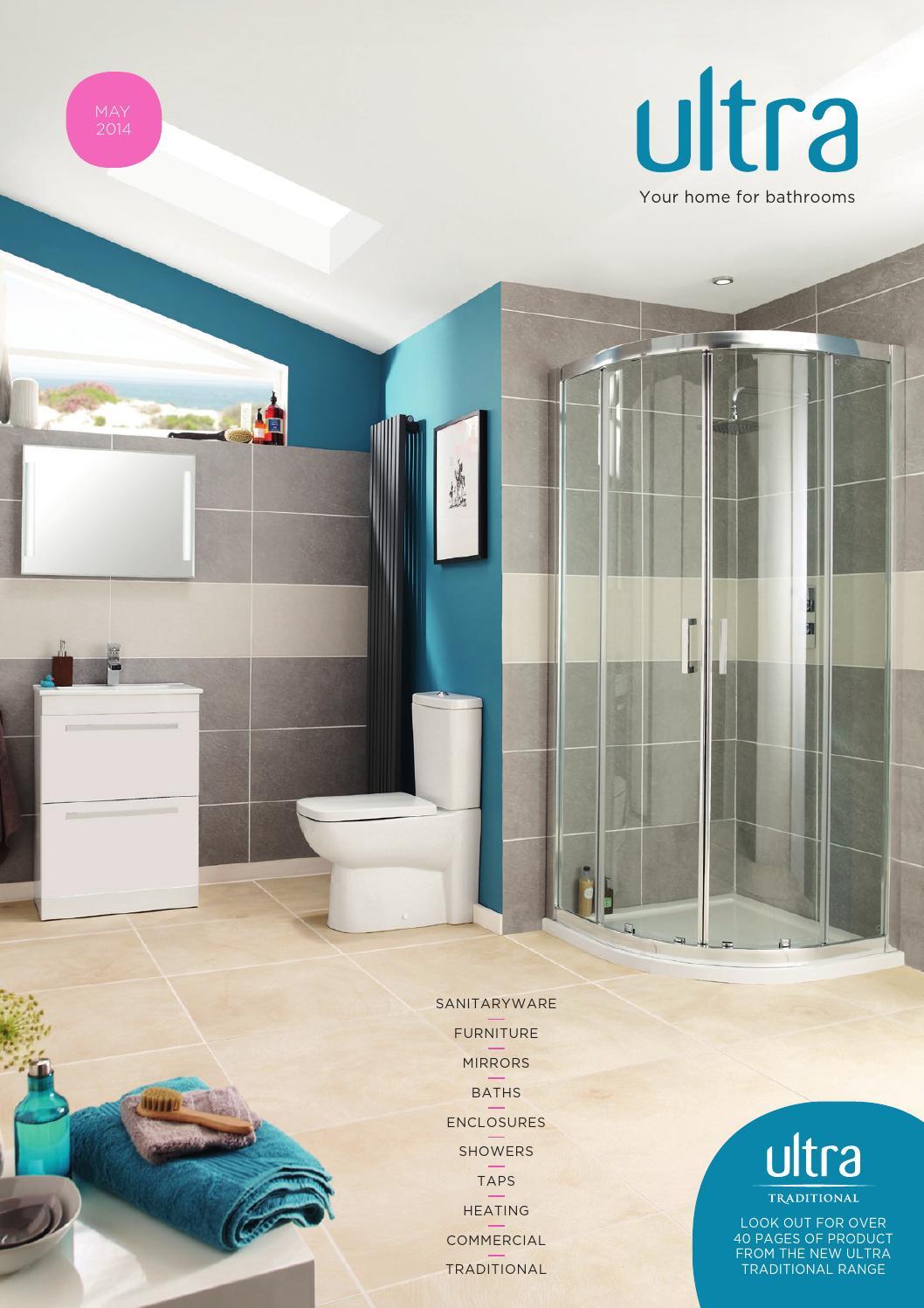 Ultra Bathrooms Catalogue by Brian Darnell - issuu