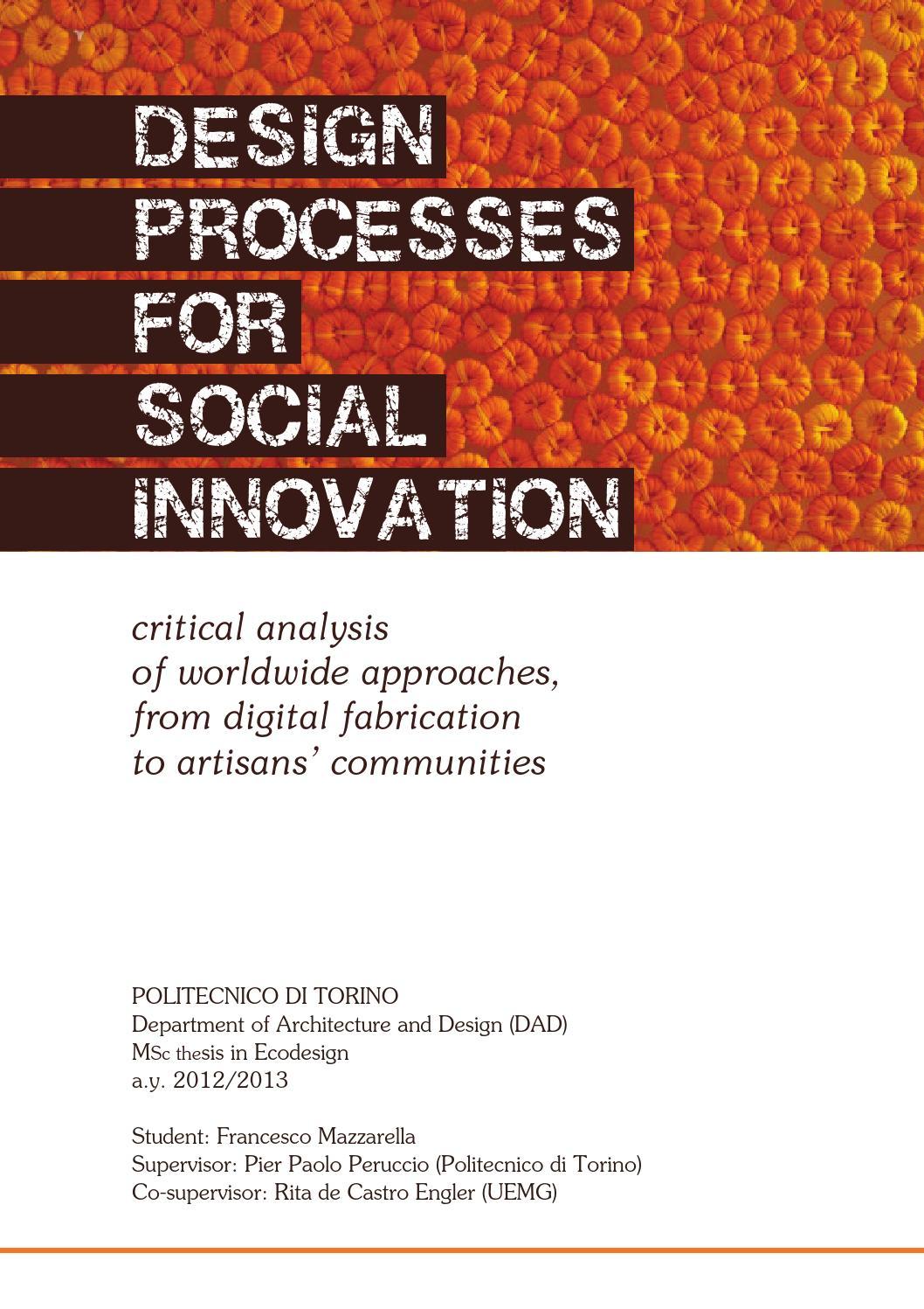 F Mazzarella Design Processes For Social Innovation By Francesco Circuit Bent Modified Toy Festival Ponoko Issuu