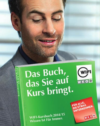 WIFI Tirol Kursbuch 2014-15 by WIFI Tirol - issuu