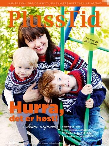 713a1834 PlussTid 3/13 by Flow Media AS - issuu