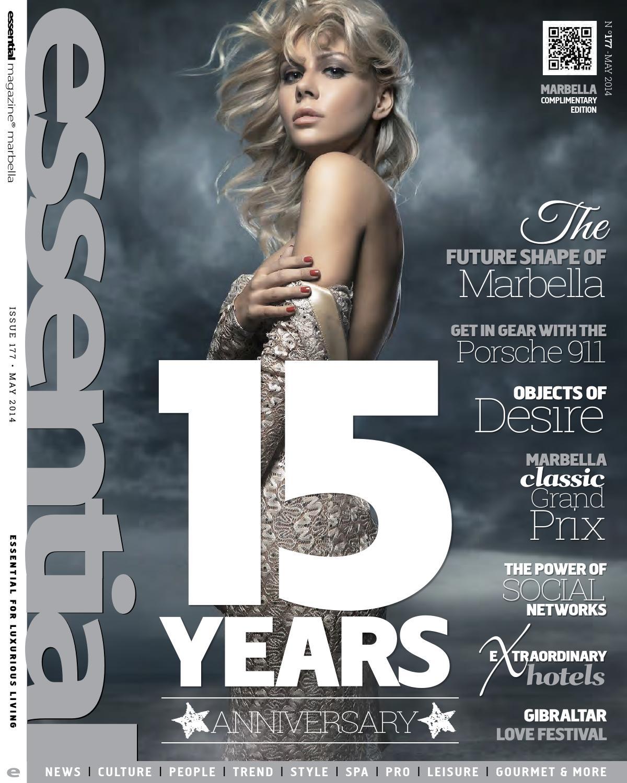 2f985707d7ebc Essential Magazine May 2014 by Publicaciones Independientes Costa ...