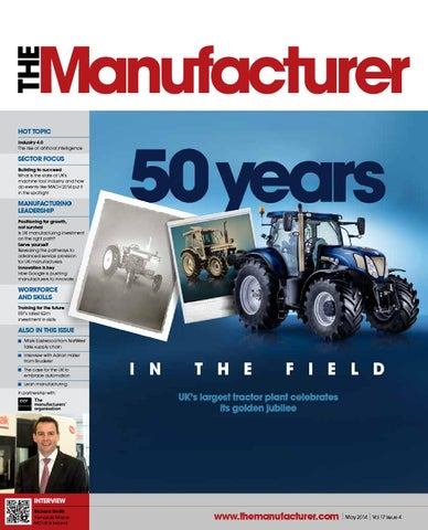 The Manufacturer May 2014 by The Manufacturer - issuu