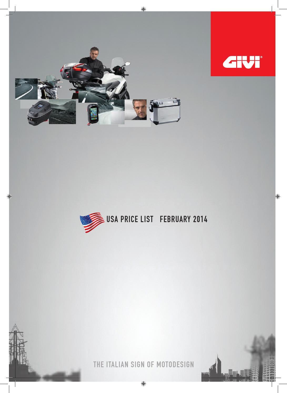 Givi Engine Guard Yamaha FZ8//Fazer 8 800 10-12 TN352