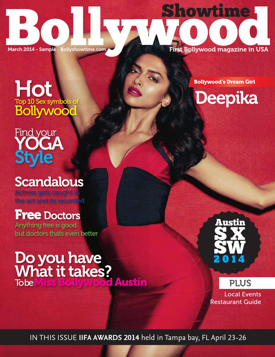 Zain Nadella: Bollywood March 2014 By Digital Publisher