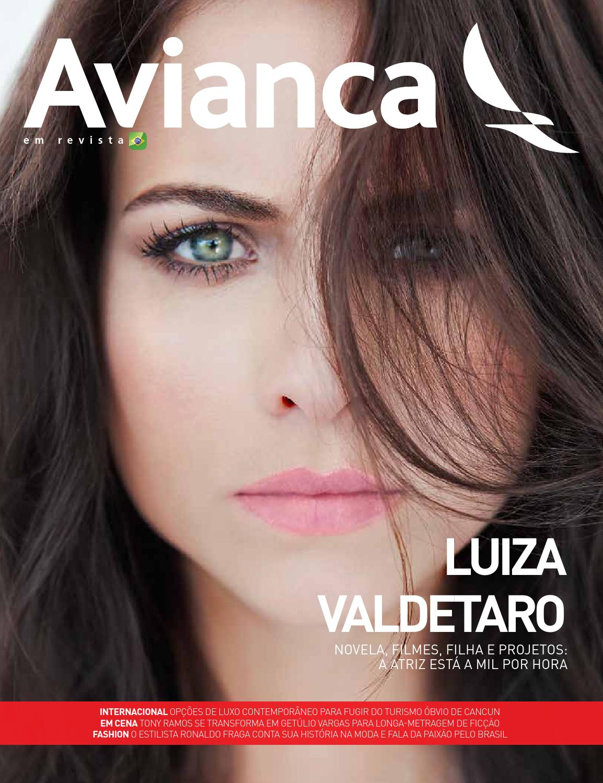 7699c5a2579b8  46 - Luiza Valdetaro by Media Onboard - issuu