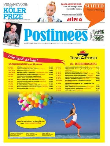 0a9a6b6ded9 Postimees 03 05 2014 by Postimees - issuu