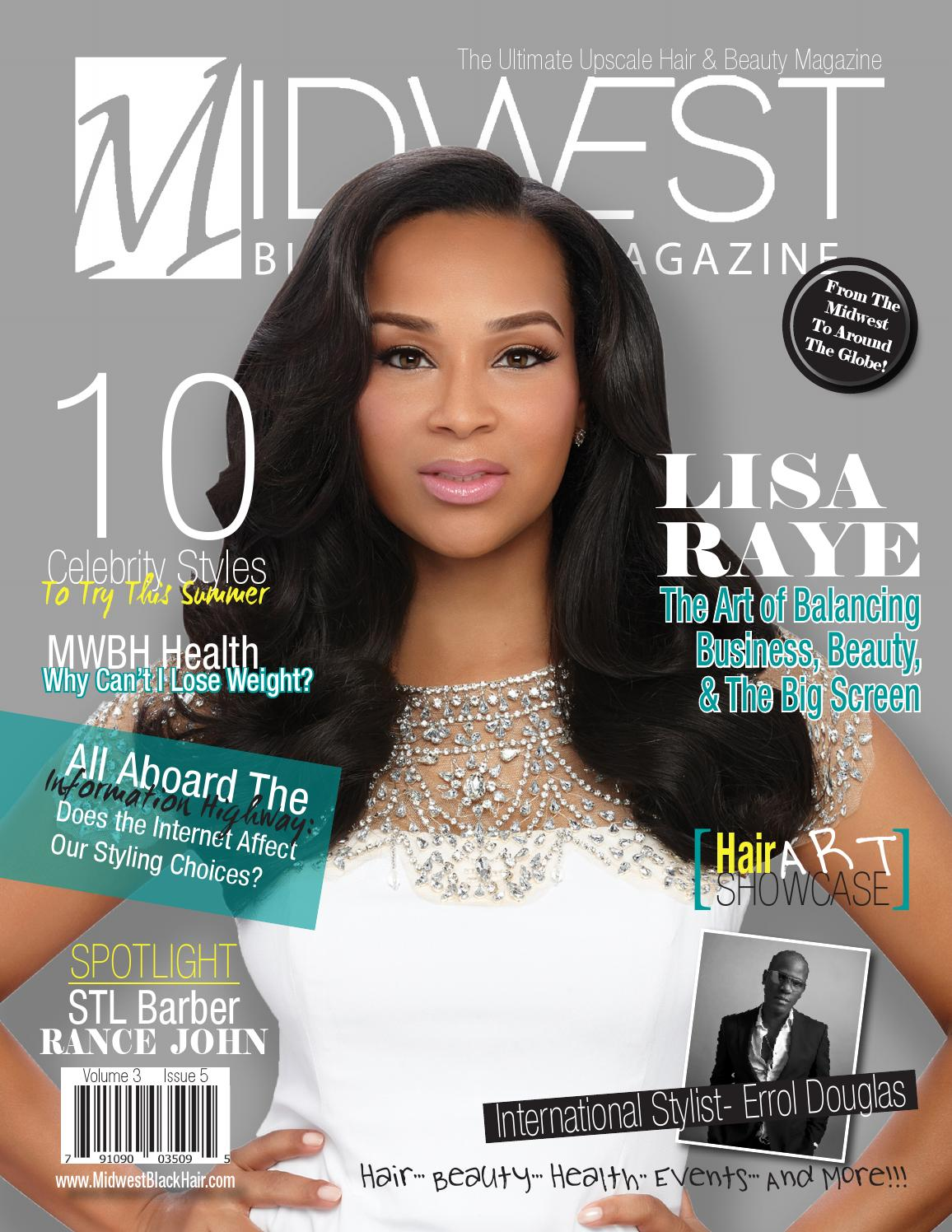 May 2014 Midwest Black Hair Magazine By Midwest Black Hair