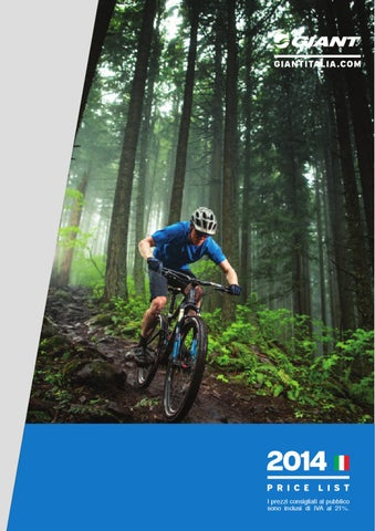 Catalogo Giant 2014 by BikeMTB net - issuu