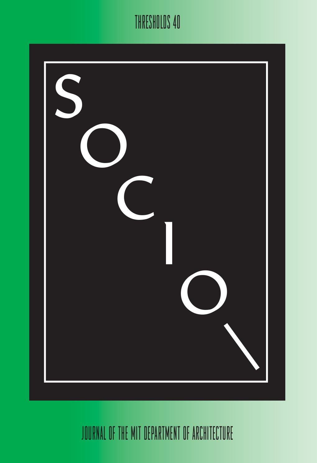 Thresholds 40 Socio By Jonathan Jae An Crisman Issuu