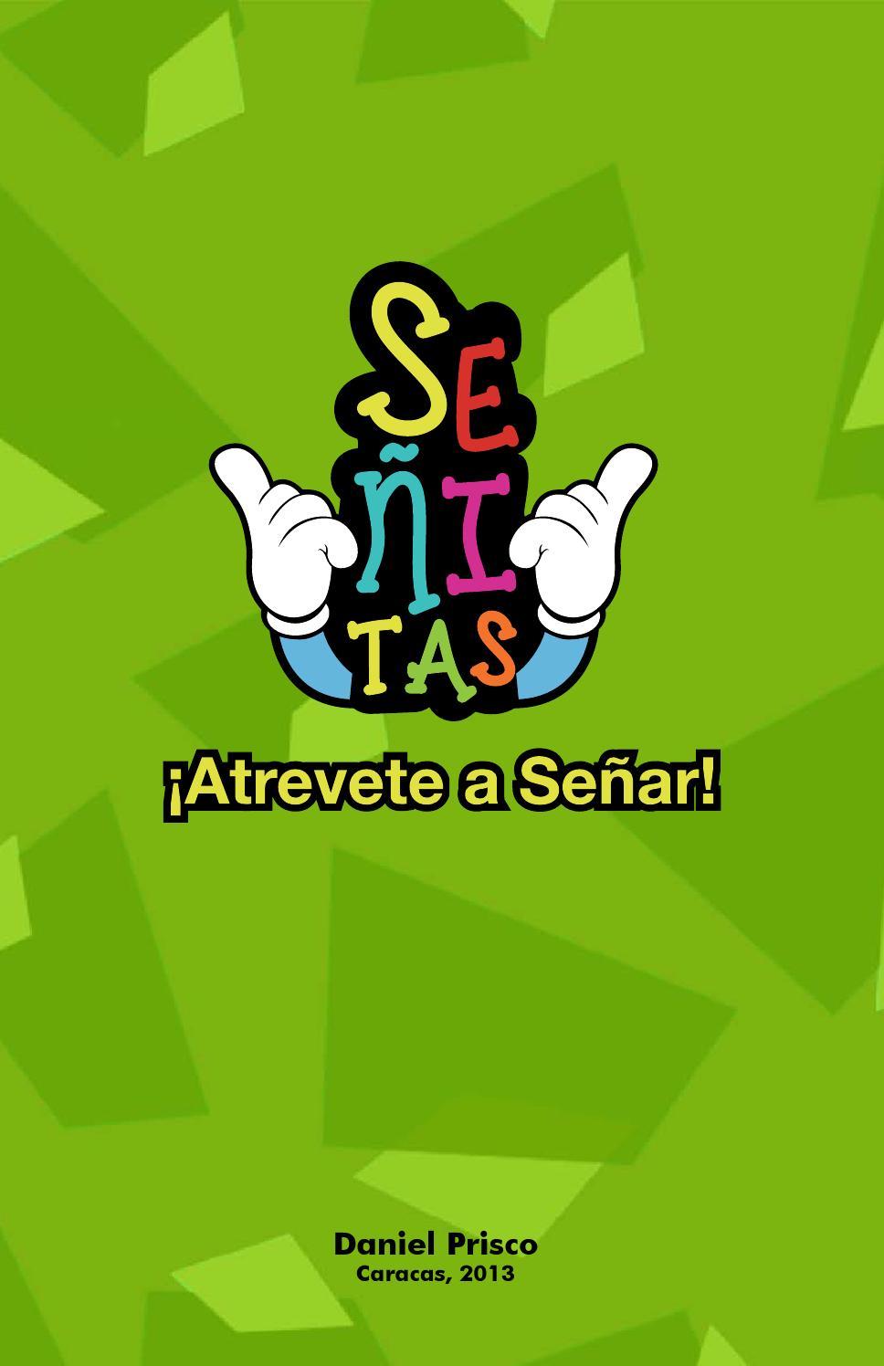 8ed206b830fe Señitas ¡atrevete a señar! by Diseño Grafico Proyectos de Investigacion -  issuu