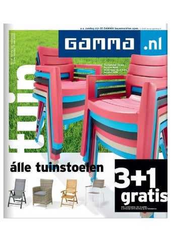 Gamma Folder Tuinstoelen.Gamma Folder Week 19 By Online Folders Issuu