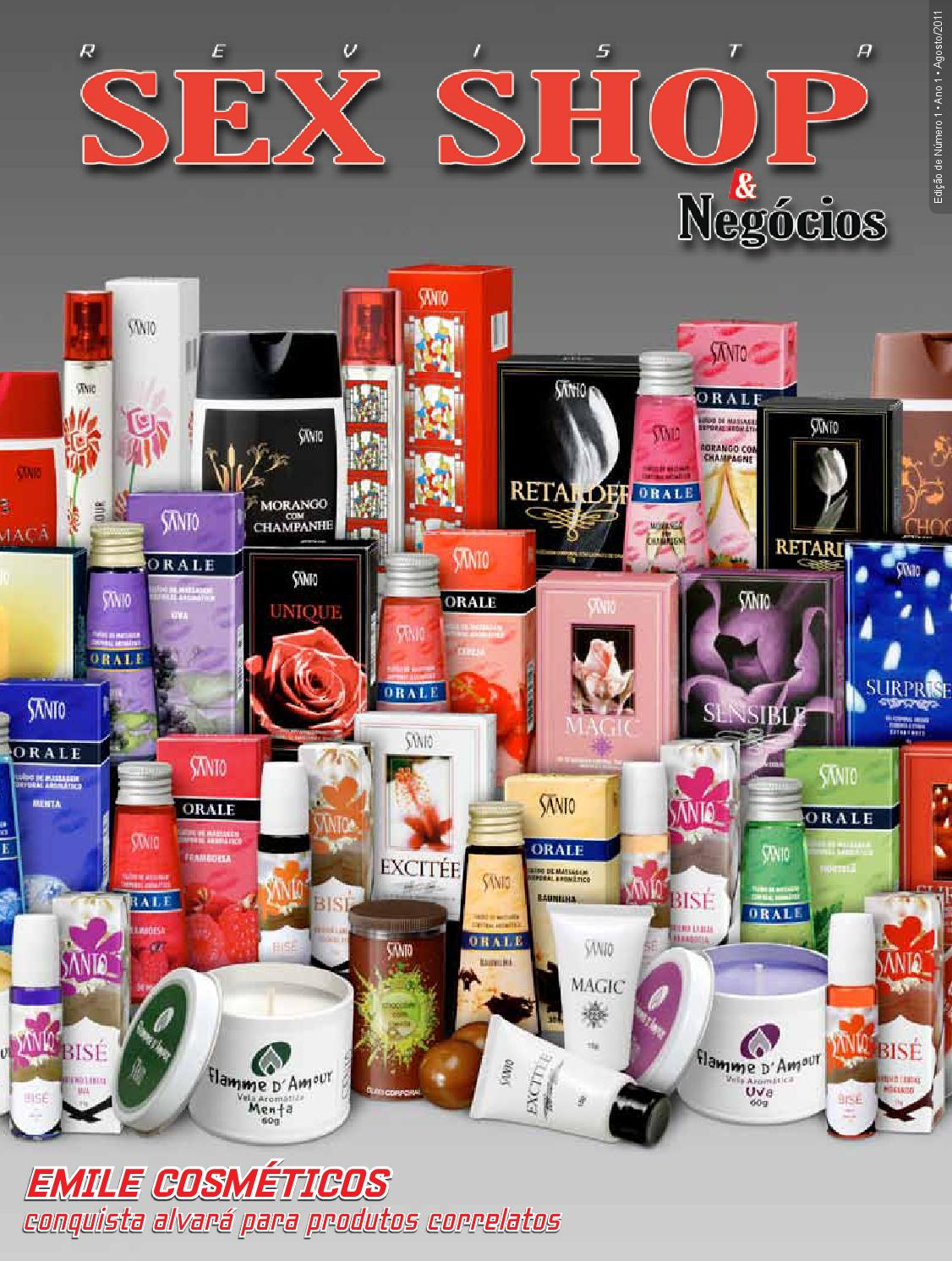 28e88bdf9 Revista Sex Shop   Negócios - nº 01 by Revista Sex Shop   Negócios - issuu