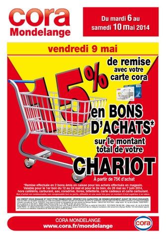 Carte Cora Mondelange.Catalogue Cora Du 6 Au 10 Mai By Anti Crise Fr Issuu