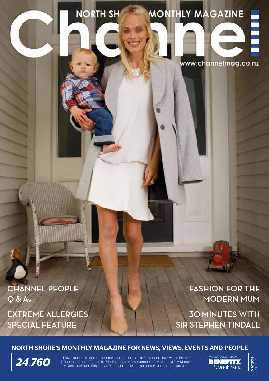 Channel Magazine Issue 43 May 2014 By Benefitz Issuu