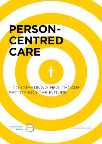 Person Centred Care By Sustainia Issuu