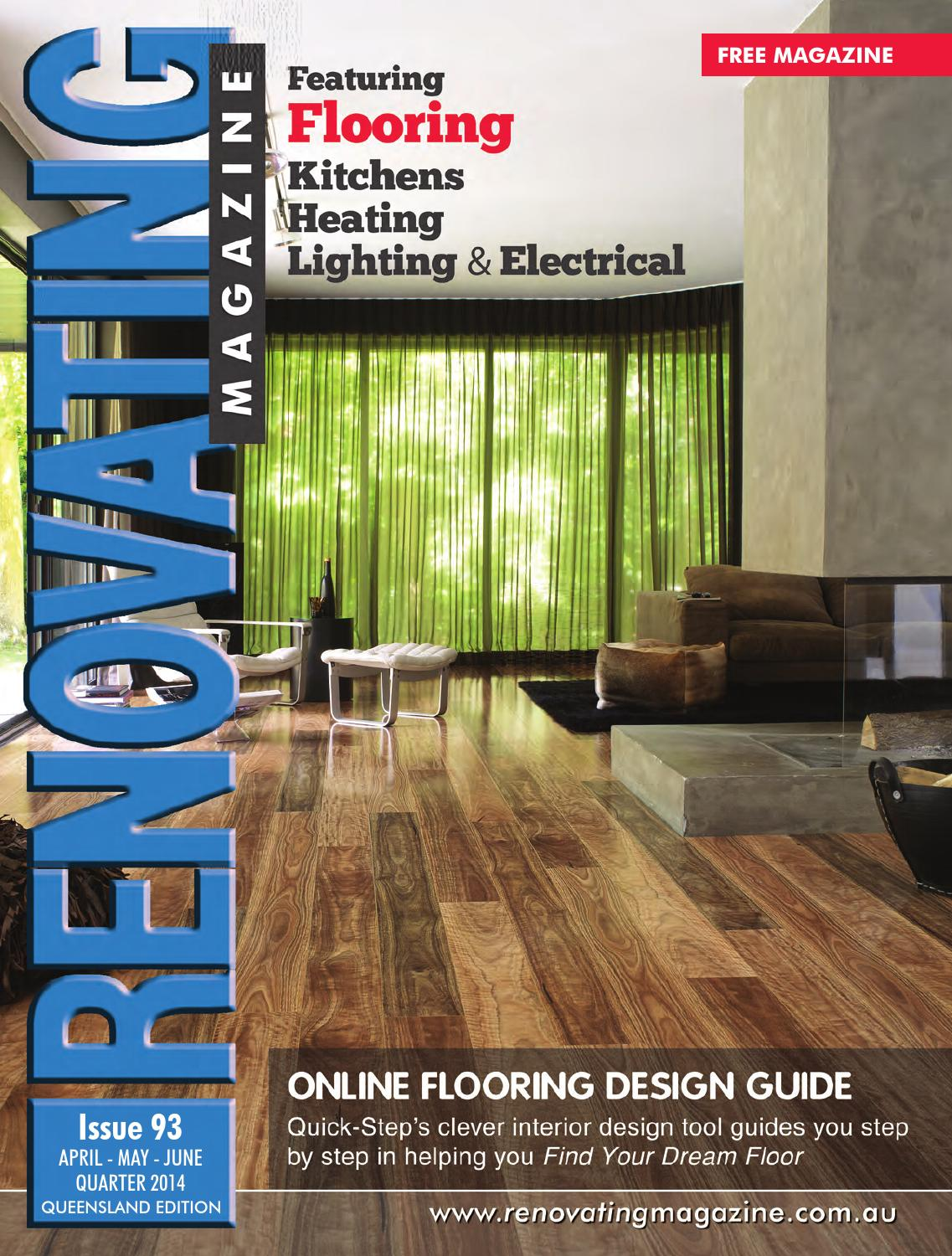 Issue 93 Qld Edition By Renovatingmagazine Issuu