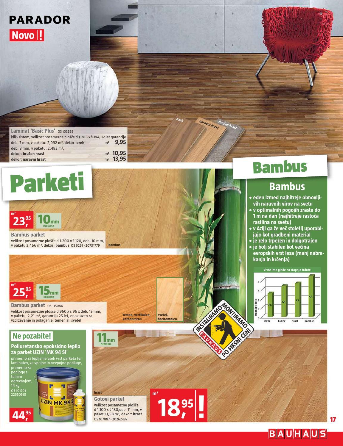 Bauhaus Katalog Maj 2014 By Vsikatalogi Si Issuu