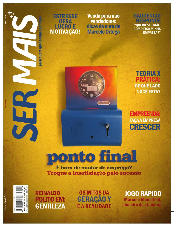 Sermais Edicao 41 By Revista Ser Mais Issuu