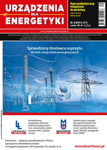f57349be62d00 Urządzenia dla Energetyki 2 2014 by Urządzenia dla Energetyki - issuu