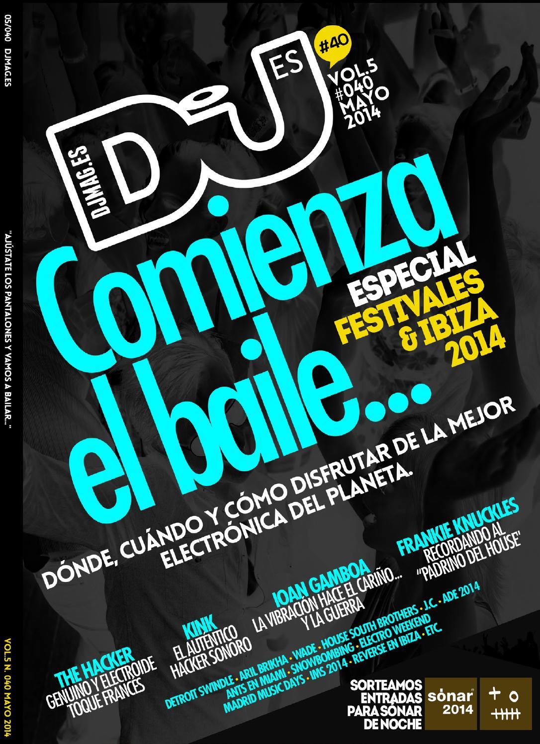 DJ MAG ES 040 by DJ Mag España - issuu 91823483544