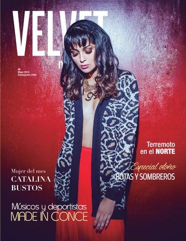 Velvet magazine  6 mayo 2014 by Revista Velvet - issuu 6dbe13f3b2880
