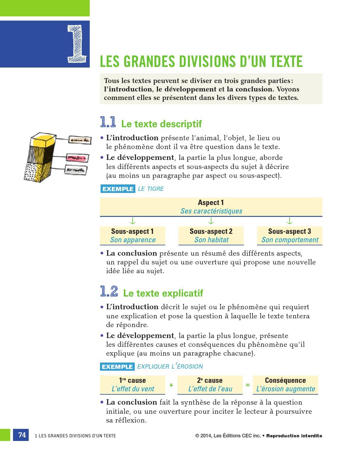 Mon Guide de rédaction by Les Éditions CEC - Issuu